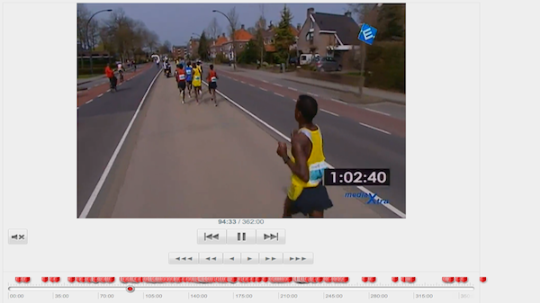 Tag a marathon