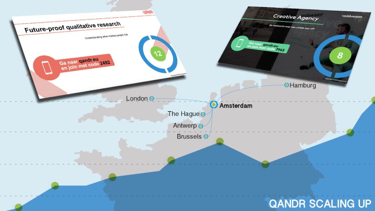 QANDR scaling up with new whitelabel partnerships